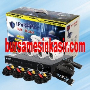 dvr kit ipekam ahd platinum