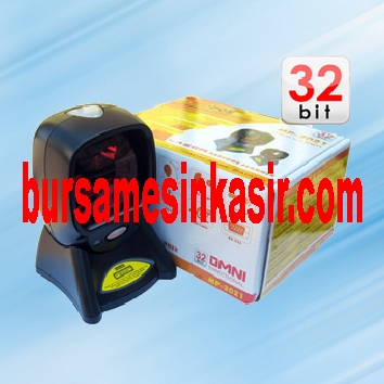 Barcode Scanner MP-2021