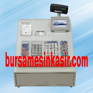 Cash Register Sharp XE-A307W
